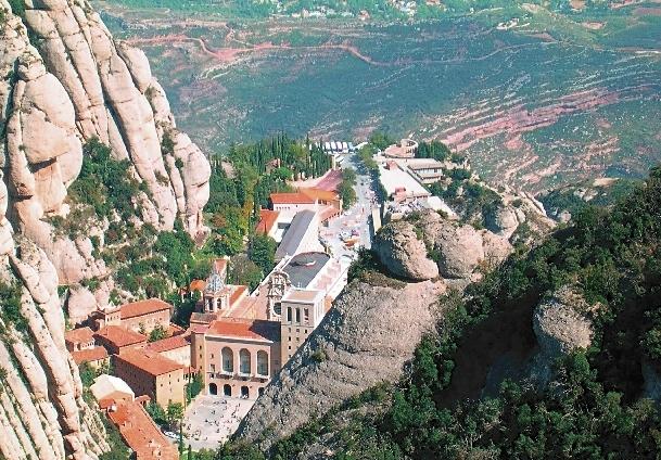 Barcelona_Kloster_Montserrat