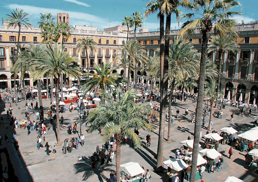 Barcelona_Plaza_Real