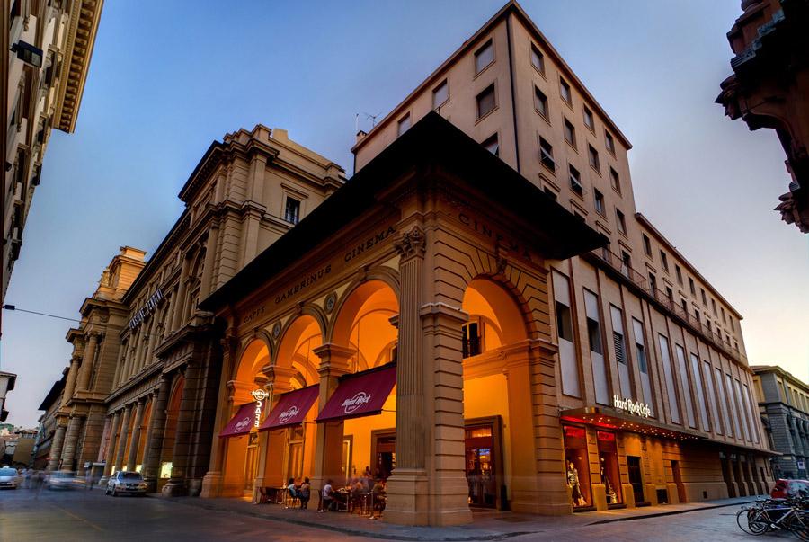 Hard Rock Cafe Florenz