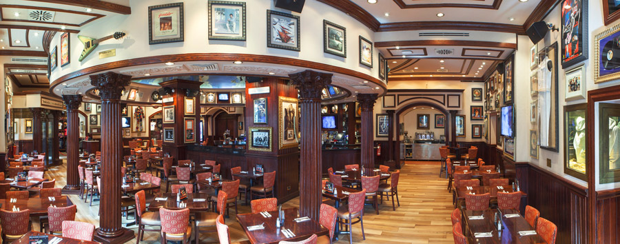 Hard Rock Cafe Rom