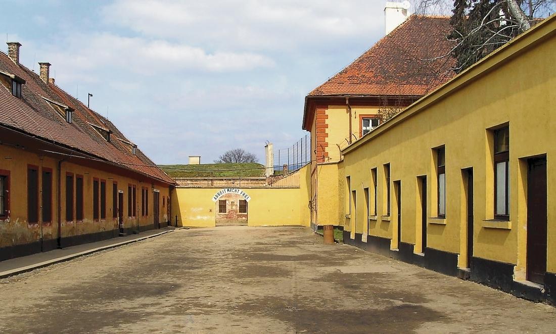 Theresienstadt Klassenfahrt