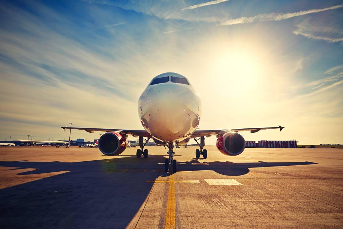 Flug Flughafen