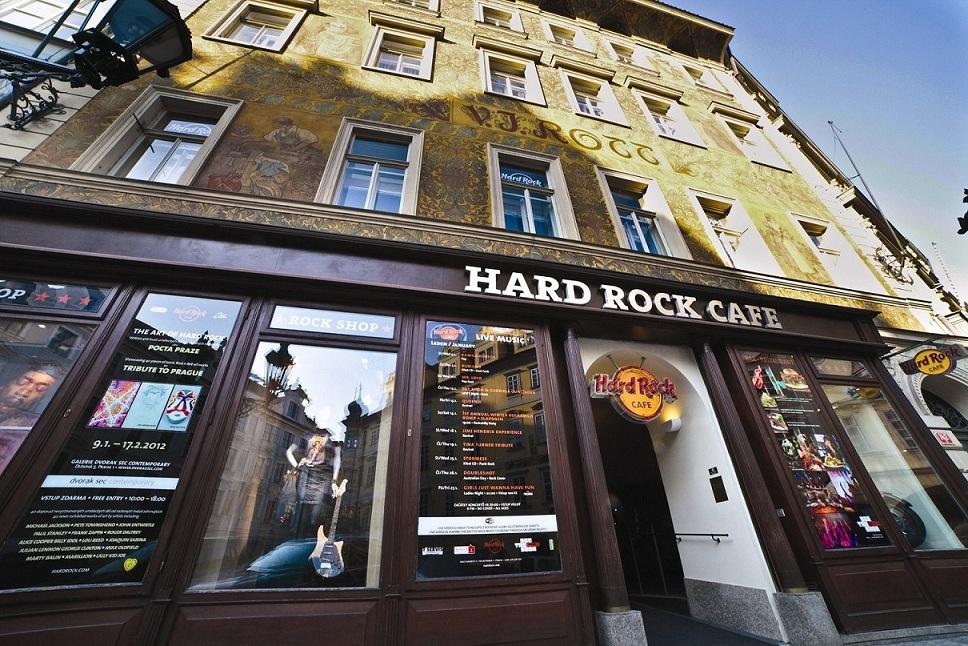 Hard Rock Cafe Prag