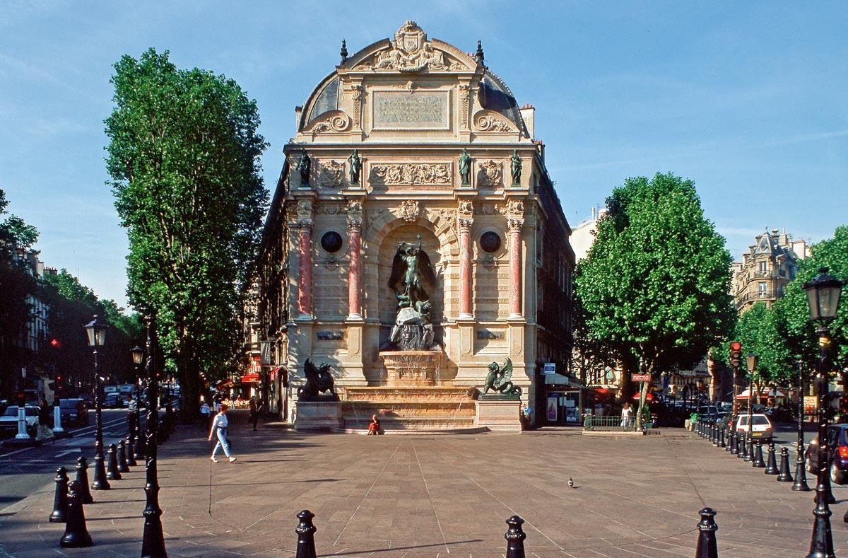 Paris Quartir Latin