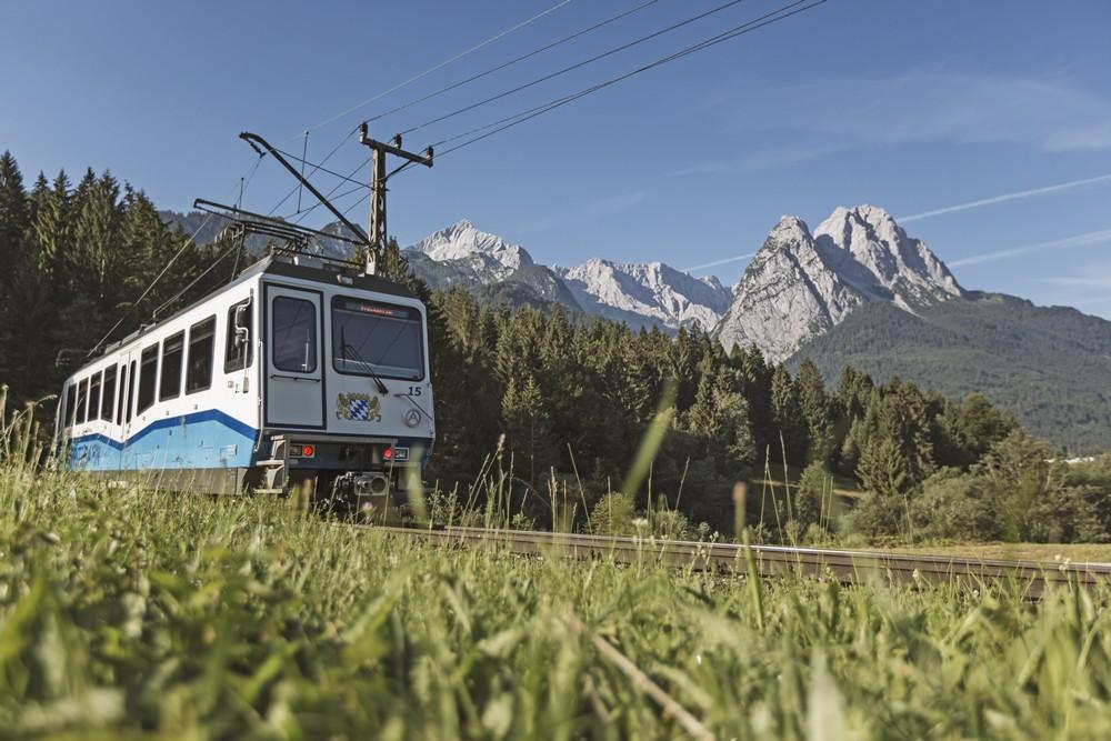 Bayerische Zugspitzbahn Bergbahn AG