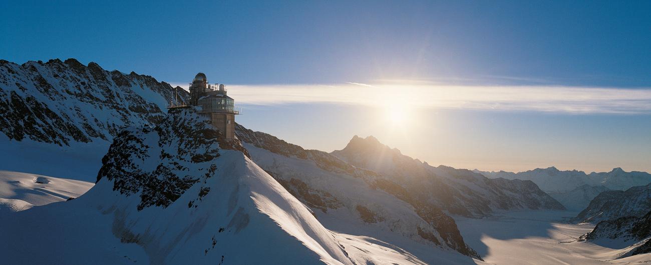 Copyright - Jungfrau Top of Europe