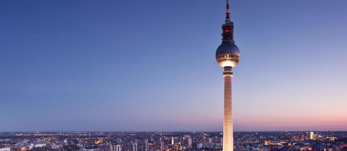 Eintritt Berliner Fernsehturm