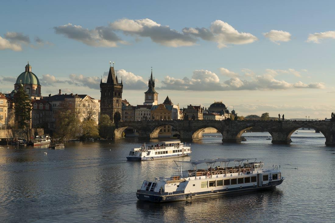 Prag Brücke
