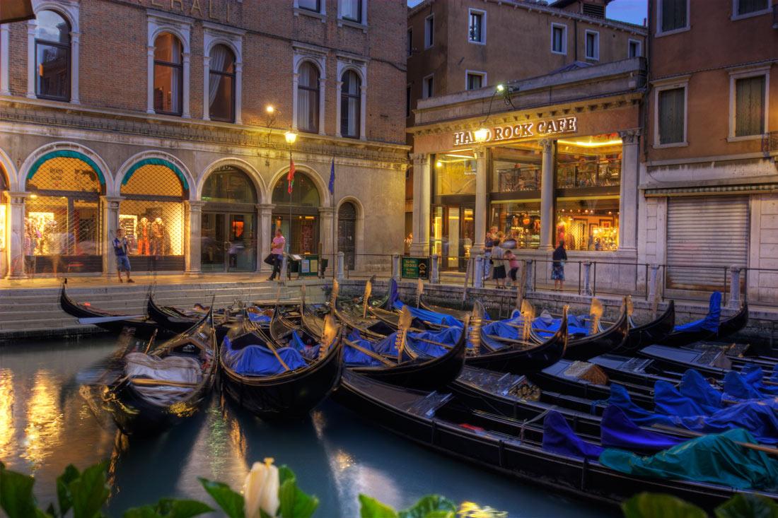 Hard Rock Cafe Venedig