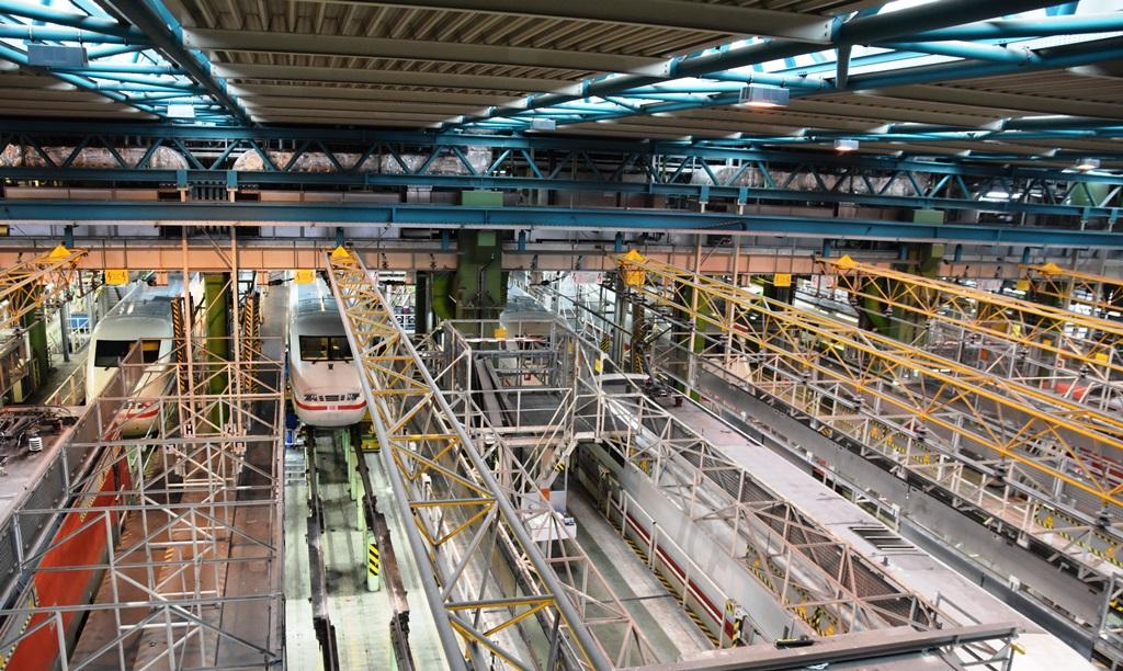 Ice Werk Hamburg Besichtigung