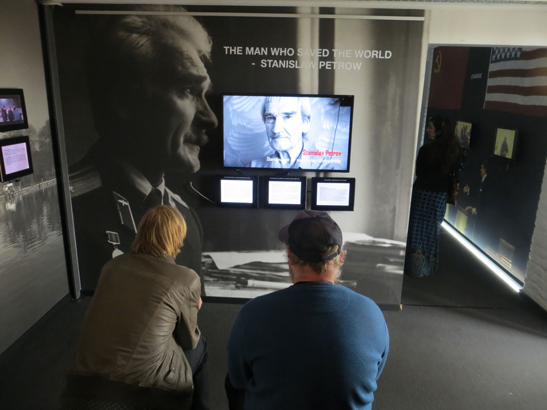 THE WALL MUSEUM – BERLINER MAUER
