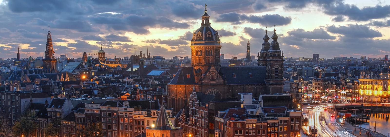 Amsterdam Klassenfahrten