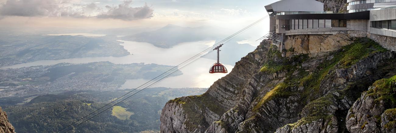 Luzern Tourismus Pilatus
