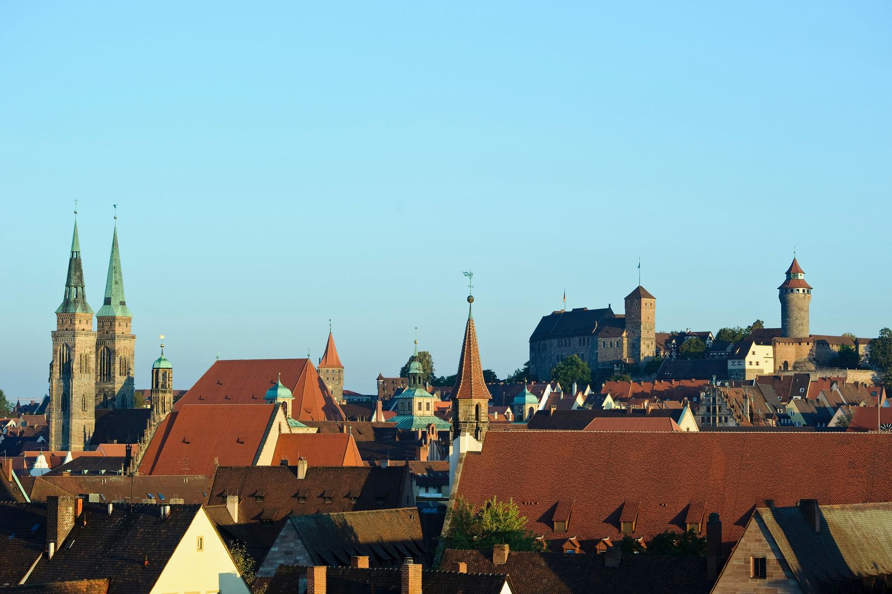 Kaiserburg_Panorama