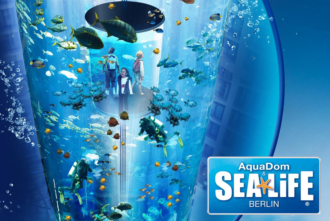 AqauDom_und_SEA_LIFE_Berlin_AquaDom_quer_Logo