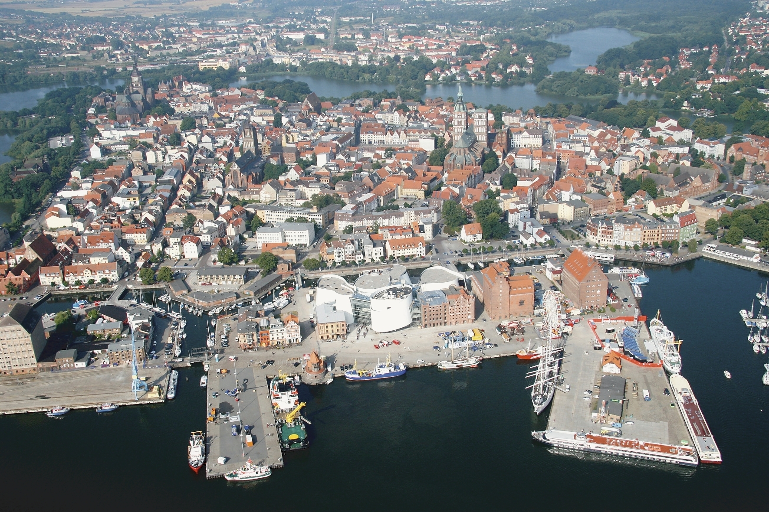 Stralsund_Luftaufnahme