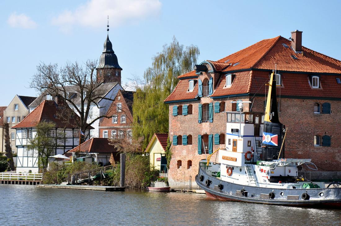 Glueckstadt_Binnenhafen