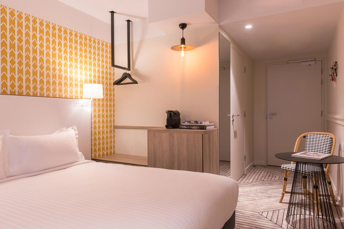 THE ORIGINALS BOUTIQUE, HOTEL MAISON MONTMARTRE, PARIS