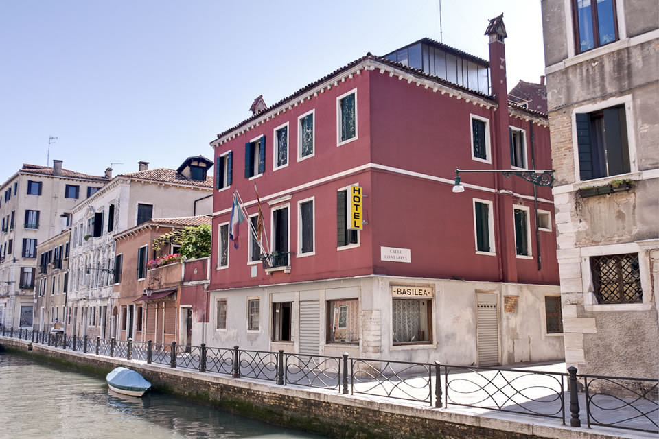 Basilea Venedig