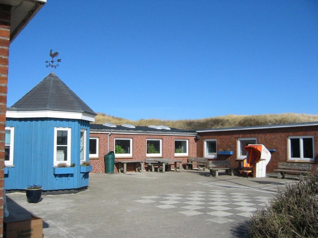 Unterkunft klassenfahrten Amrum - Nordsee