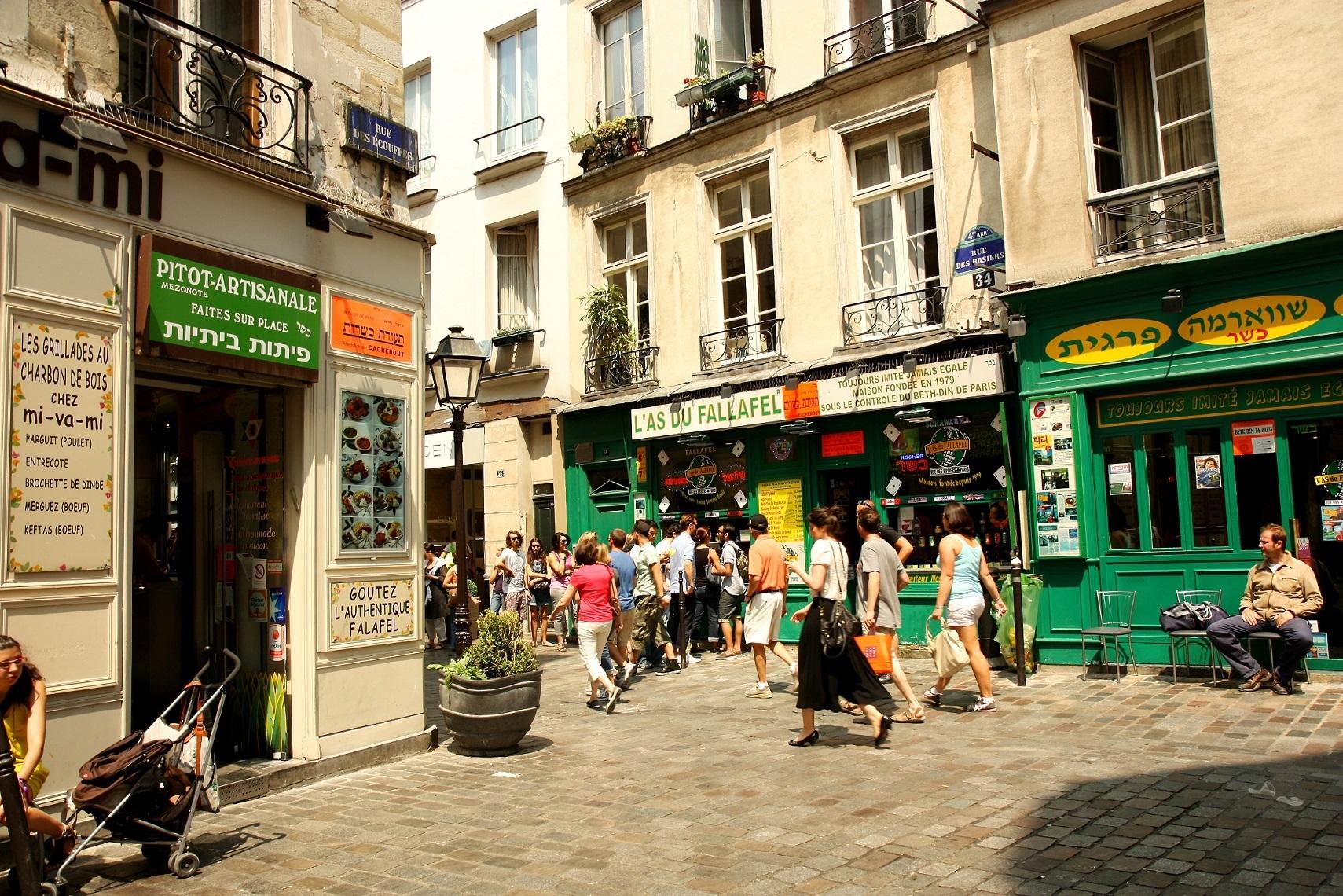 Paris Hotel Quartier du Marais