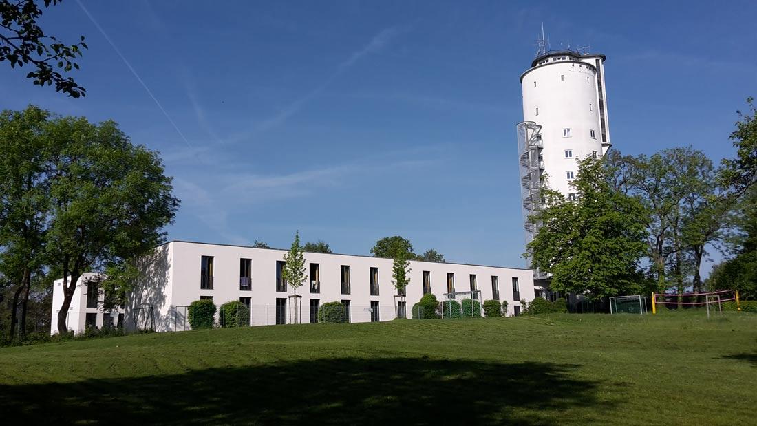 JUGENDHERBERGE OTTO-MÖRICKE-TURM KONSTANZ