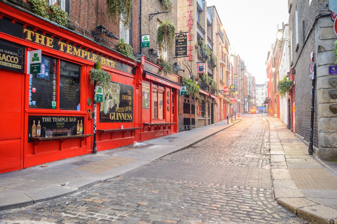 Zentral gelegene Hostels in Dublin