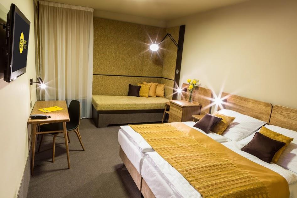 HOTEL GOLF DEPANDANCE Prag