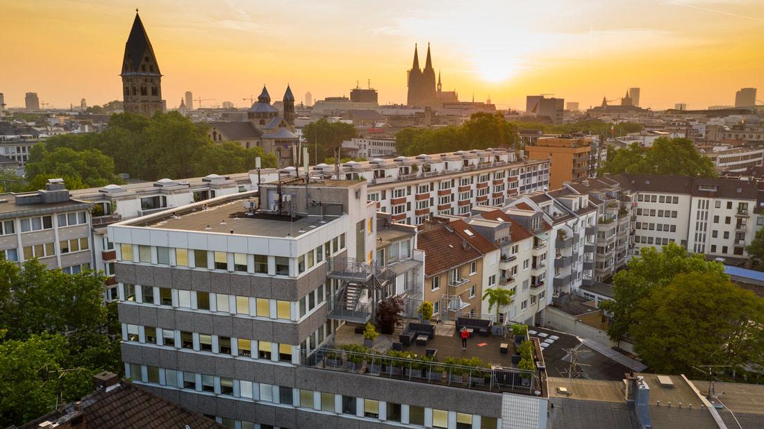 Unterkunft gruppenreisen Köln
