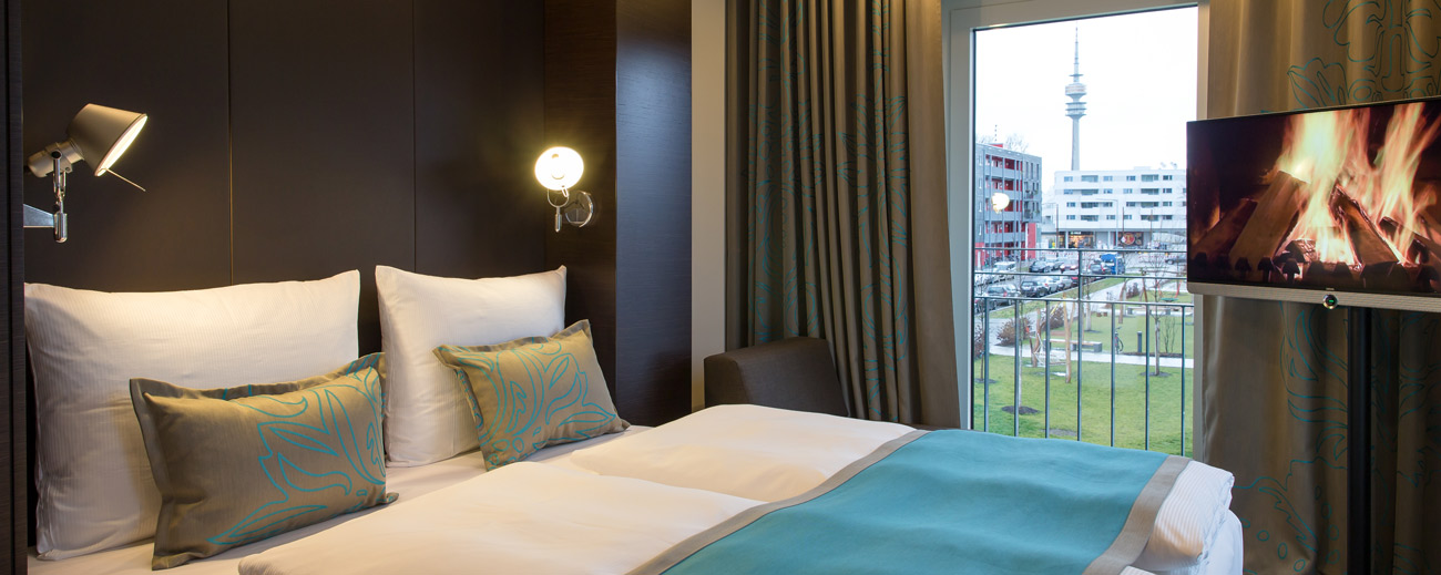 Gruppenreisen motel one m nchen olympia gate inkl hotel for Motel one doppelzimmer