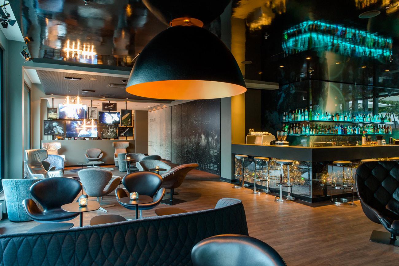 Motel One - Deutsches Museum Bar