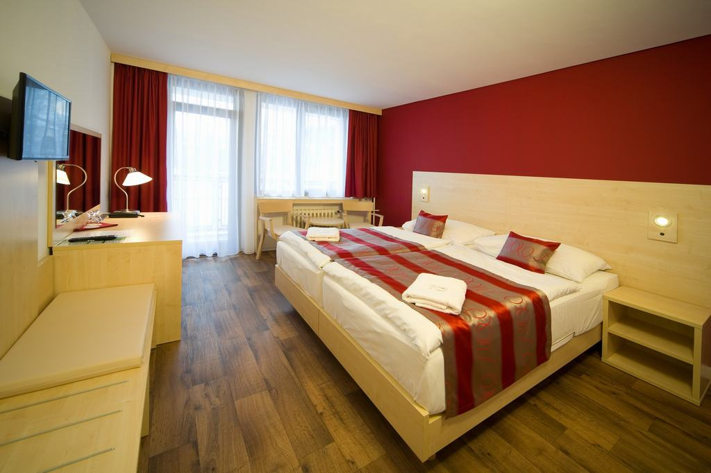 HOTEL KRYSTAL Prag