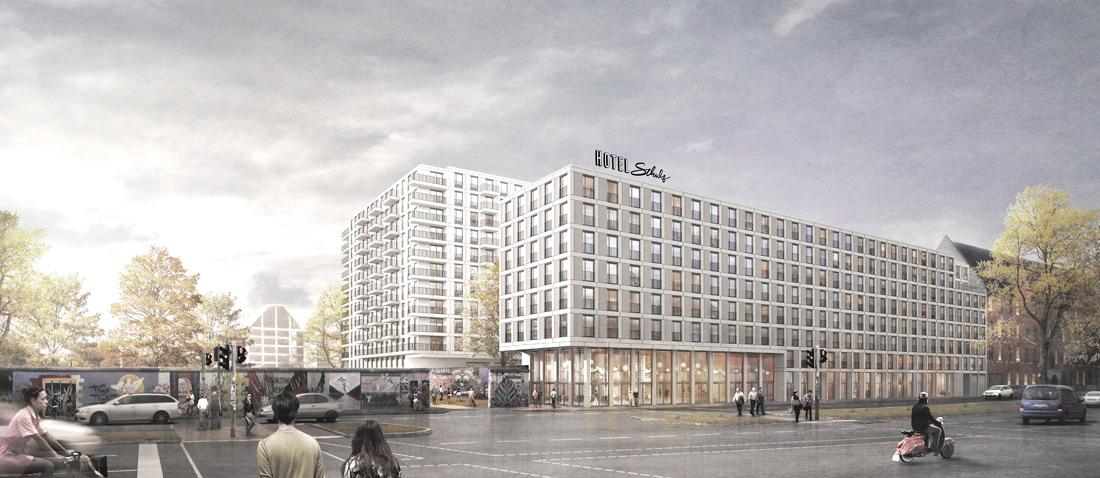 Bahn Und Hotel Berlin  Tage