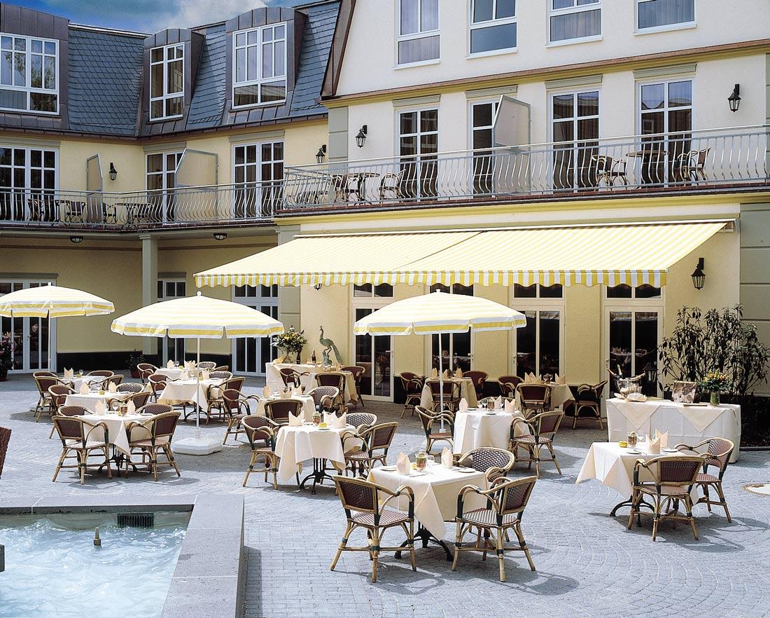 BEST WESTERN WEIN- UND PARKHOTEL NIERSTEIN