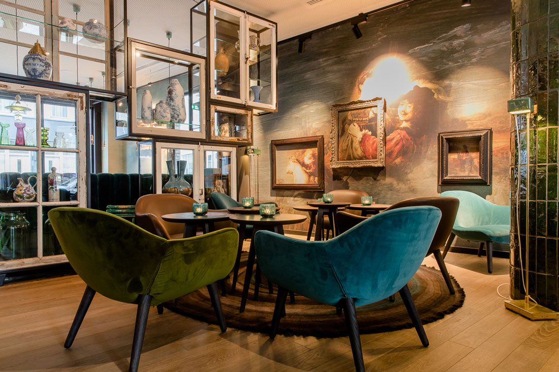 Motel One Hotel Amsterdam Waterlooplein