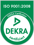 Dekra Certification - ISO 9001:2008