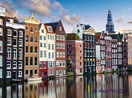 Bahn Klassenfahrt Amsterdam Abenteuer