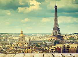 Paris Klassenreise Schule Bahn